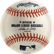 Rawlings Baseball Lunch Plates 18ct