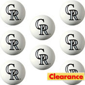 Colorado Rockies Bounce Ball