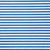 Royal Blue Stripe Printed Tissue Paper 8ct