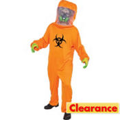 Adult Biohazard Jumpsuit
