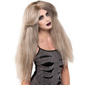 Frizzy Crimped Long Wig