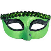 Wicked Witch Masquerade Mask