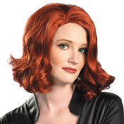 Adult Black Widow Wig