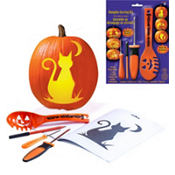 Value Pumpkin Carving Kit 14pc
