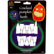 Cracked Pumpkin Teeth 14ct
