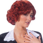 American Horror Story Young Moira Wig