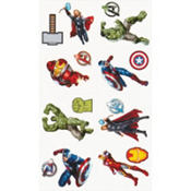 Avengers Tattoos 8ct