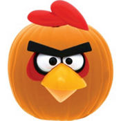Angry Birds Pumpkin Decorating Kit 5pc