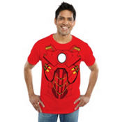 Adult Iron Man T-Shirt