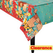 Wreck It Ralph Table Cover 54in x 102in