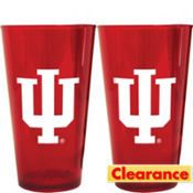 Indiana Hoosiers Pint Cups 2ct