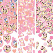 Minnie Mouse 1st Birthday Confetti 1.2oz