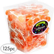 Orange Lollipops 26oz