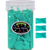Robin Egg Blue Party Mints 17oz