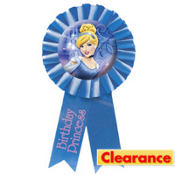 Princess Cinderella Award Ribbon