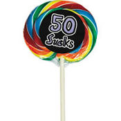 50 Sucks Lollipop 3oz