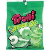 Trolli Apple O's Gummy Candy 18pc