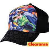 Child Justice League Baseball Hat