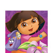 Dora the Explorer Lunch Napkins 16ct