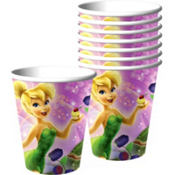 Best Friend Fairies Tinker Bell Cups 8ct