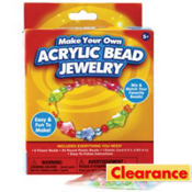 Acrylic Bead Jewelry Craft Kit