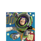 Toy Story Beverage Napkins 16ct