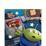 Blue Toy Story Lunch Napkins 16ct