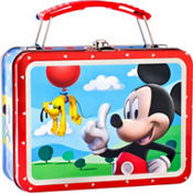 Mini Mickey Mouse Tin Box
