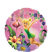 Foil Tinker Bell Balloon 18in