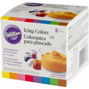 Wilton Color Icing Kit 8ct