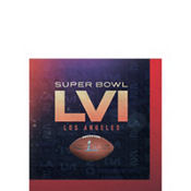 Super Bowl Beverage Napkins 36ct
