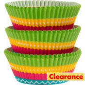 Easter Egg Baking Cups 75ct