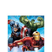 Avengers Beverage Napkins 16ct