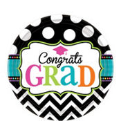 Dream Big Graduation Dessert Plates 60ct