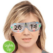 Light-Up 2014 Slotted Shades