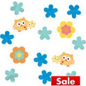 Owl Baby Shower Confetti
