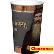 Phil Duck Dynasty Favor Cup