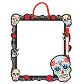 Day of the Dead Dry Erase Board