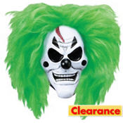Light-Up Clown Mask