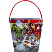 Avengers Treat Bucket