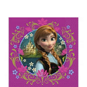 Frozen Lunch Napkins 16ct