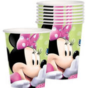 Minnie Mouse Cups 8ct