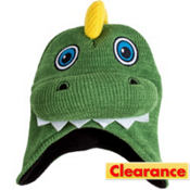 Child Dinosaur Peruvian Hat