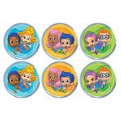 Bubble Guppies Bounce Balls 6ct