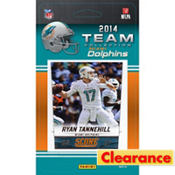 2014 Miami Dolphins Team Cards 13ct