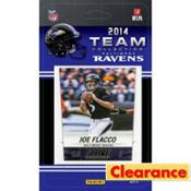 2014 Baltimore Ravens Team Cards 13ct