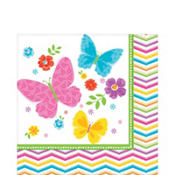 Celebrate Spring Lunch Napkins 36ct