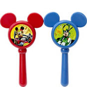 Mickey Mouse Maracas 2ct