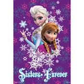 Sisters Forever Magnet - Frozen