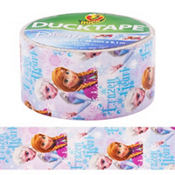 Anna & Elsa Frozen Duck Tape